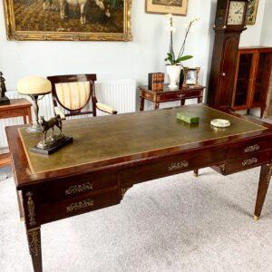 biurko w stylu empire