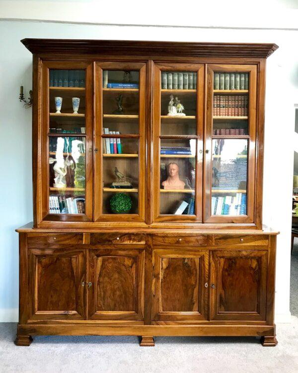 biblioteka XIX wieczna francuska antyk